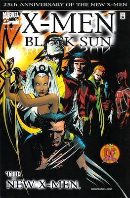 X-Men: Black Sun # 1 (Variant Cover)