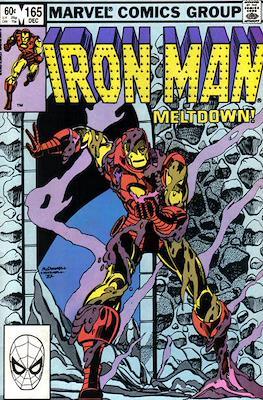 Iron Man Vol. 1 (1968-1996) (Comic book) #165