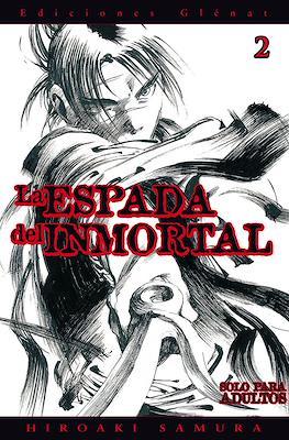 La espada del Inmortal (Rústica con sobrecubierta) #2