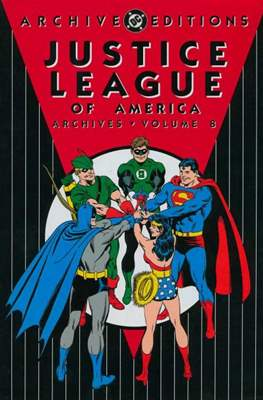 DC Archive Editions. Justice League of America (Hardcover) #8