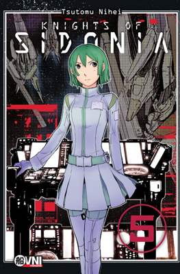 Knights of Sidonia (Rústica) #5