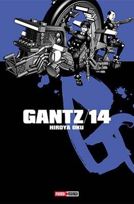 Gantz (Rústica) #14
