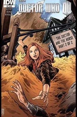 Doctor Who - Vol 3 #4