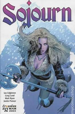 Sojourn (Comic-book) #32