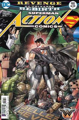 Action Comics Vol. 1 (1938-2011; 2016-) (Comic Book) #980