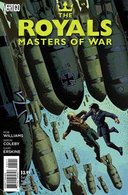 The Royals: Masters of War (Comic Book) #5