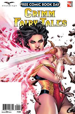 Grimm Fairy Tales Free Comic Book Day 2017