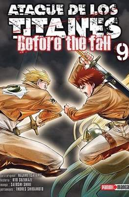 Ataque de los Titanes: Before the Fall #9