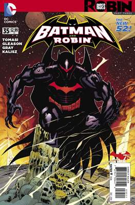 Batman and Robin Vol. 2 (2011-2015) (Comic Book) #35