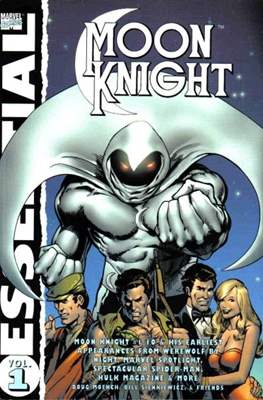 Essential Moon Knight (Softcover) #1