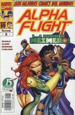 Alpha Flight Vol. 2 (1998-1999) (Grapa) #5