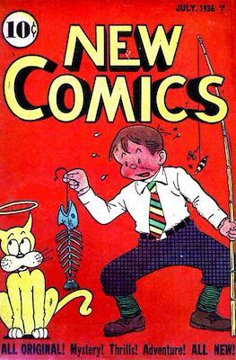 New Comics / New Adventure Comics / Adventure Comics (1935-1983 ; 2009-2011) #6