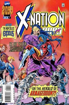 X-Nation 2099 (Comic Book) #4