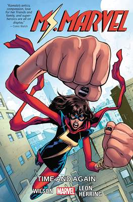 Ms. Marvel (2014-...) (Softcover) #10