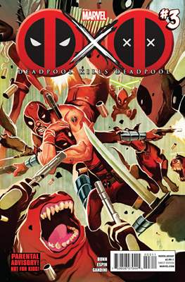 Deadpool Kills Deadpool (Comic-Book) #3