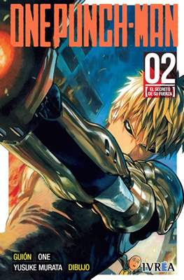 One Punch-Man (Rústica) #2