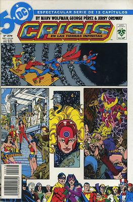 Supermán (1986-2001) (Grapa) #276