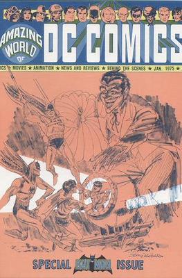Amazing World of DC Comics #4