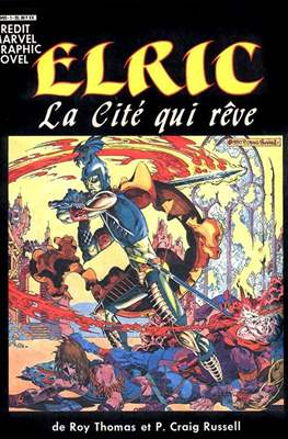 Arédit Marvel Graphic Novel