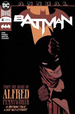 Batman Vol. 3 Annual (2017-) #4