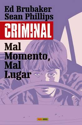 Criminal (Cartoné) #7