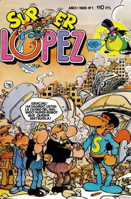 Super Lopez (1985)