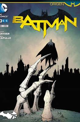 Batman (grapa) #3
