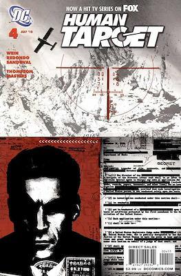 Human Target (2010) #4