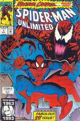 Spider-Man Unlimited Vol 1 #1