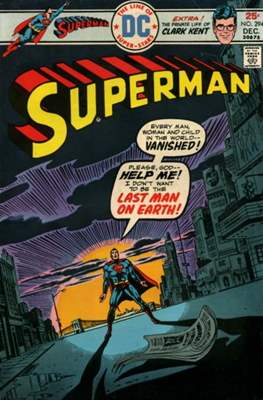 Superman Vol. 1 / Adventures of Superman Vol. 1 (1939-2011) (Comic Book) #294