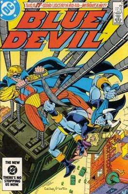 Blue Devil #8