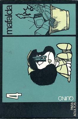 Mafalda (Rústica. Edición 1970) #4