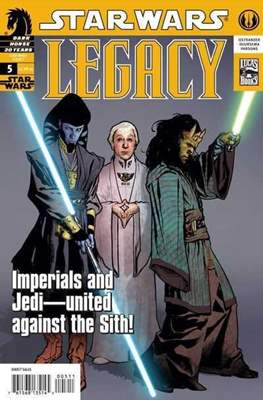 Star Wars: Legacy (Digital) #5