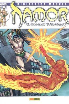 Biblioteca Marvel: Namor (2006-2007) #11
