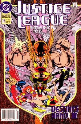 Justice League / Justice League International / Justice League America (1987-1996) (Comic-Book) #73
