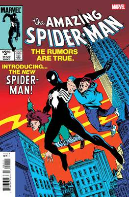 The Amazing Spider-Man #252 - Facsimile Edition
