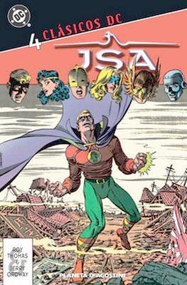 JSA. Clásicos DC (Rústica 208 pp) #4