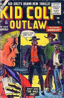 Kid Colt Outlaw Vol 1 #48
