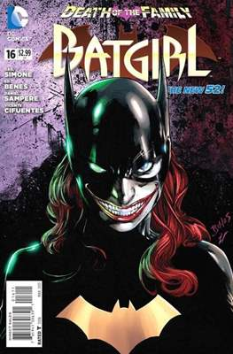 Batgirl Vol. 4 (Digital) #16