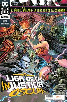 Liga de la Justicia Oscura (2019-) (Rústica 80-72 pp) #5