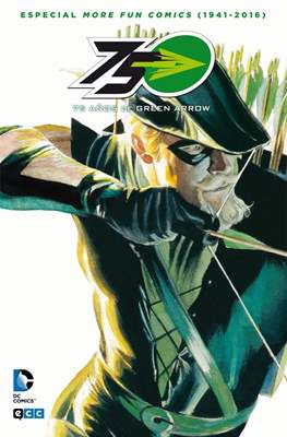 Especial More Fun Comics (1941-2015): 75 años de Green Arrow