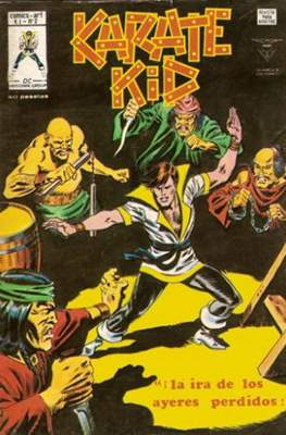Karate Kid (1978-1979) (Grapa 40-60 pp) #2