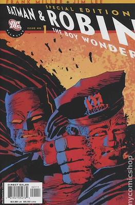 All Star Batman & Robin, The Boy Wonder (Variant Cover) #1.1