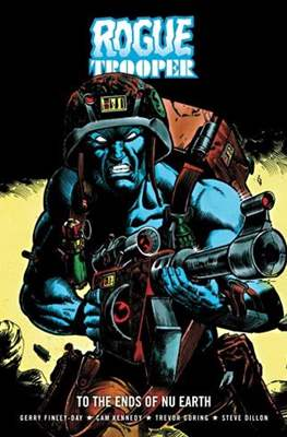 Rogue Trooper (Softcover) #4
