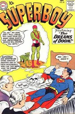 Superboy Vol.1 (1949-1977) #83
