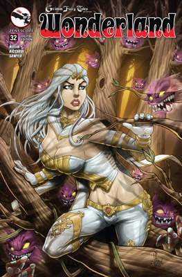 Grimm Fairy Tales presents Wonderland (Comic Book) #32