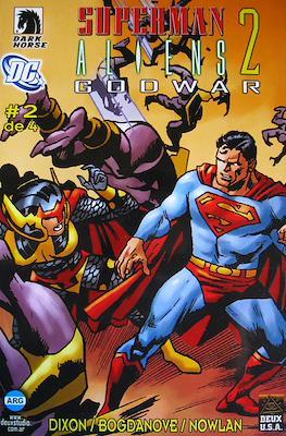 Superman / Aliens 2 Godwar (Grapa) #2