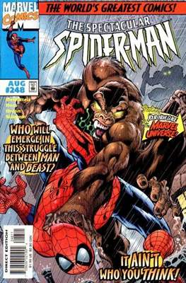 The Spectacular Spider-Man Vol. 1 (Comic Book) #248