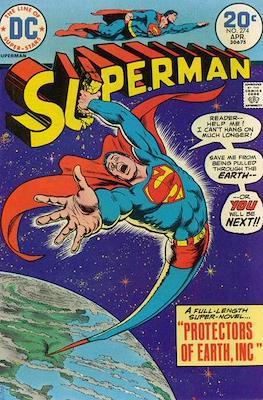 Superman Vol. 1 / Adventures of Superman Vol. 1 (1939-2011) (Comic Book) #274