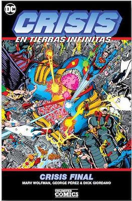 Crisis en Tierras Infinitas (Grapa) #12
